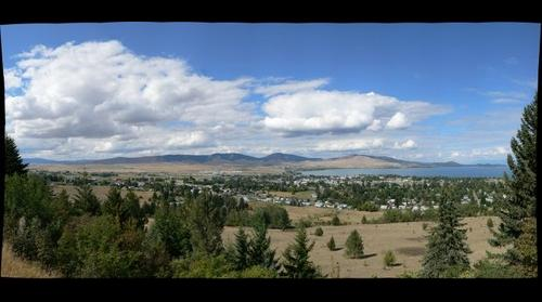Polson, Montana