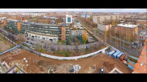 Офис Ростелекома в Ижевске