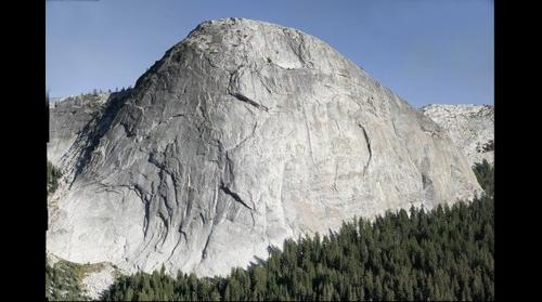 Fairview Dome, Tuolumne Meadows, Yosemite