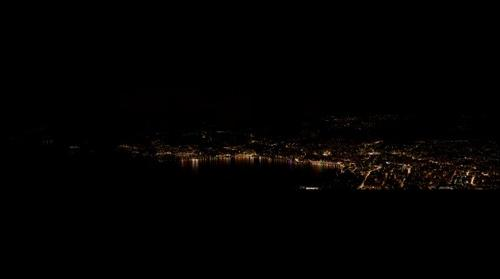 Lugano at night full Zoom