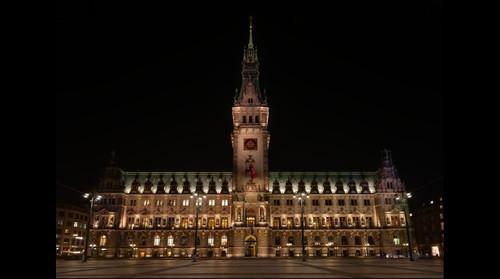 Rathaus Hamburg (town hall)