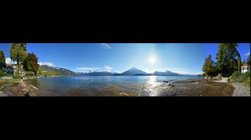Gunten am Thunersee