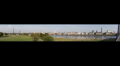 Duesseldorf Riverside