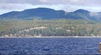 Sechelt & Trail Islands from Davis Bay