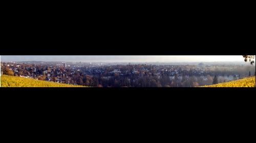 Wiesbaden from the Neroberg