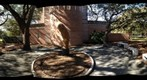 iPhone 4S 360-Degree Panorama - Owl Meditation Garden - Rice Memorial Chapel