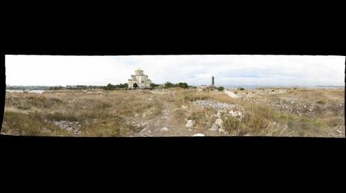 Chersonesos ruins