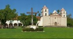 Santa Barbara Mission, Santa Barbara, California USA - Series1 revised