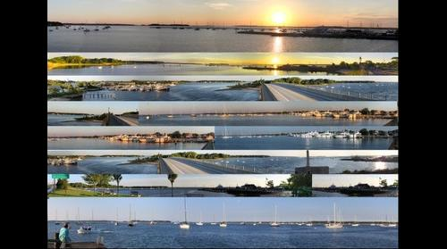 Sag Harbor panoramas,Hamptons, New York