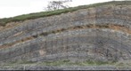 Anticline / syncline pair, new New Route 55, west of Moorfield, West Virginia