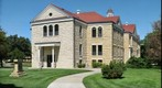 Picken Hall (Side View), Fort Hays State University