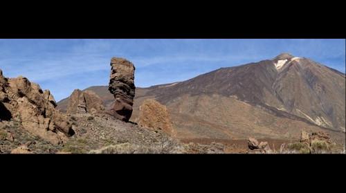 Los Roques de Garcia, Tenerife