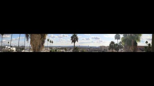 My view of LA