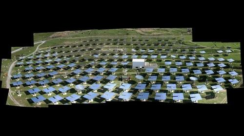 themis solar power plant (targasone,France)
