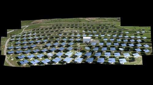 themis solar power plant (targasone,France)