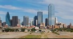 Dallas Texas Skyline 10-5-11