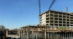 Parkland Hospital Construction, Dallas, Texas 11-10-11