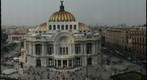 El Palacio de Bellas Artes de Mexico.