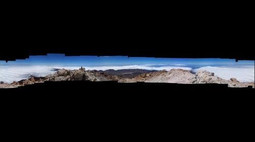 El Teide - El punto mas alto de España