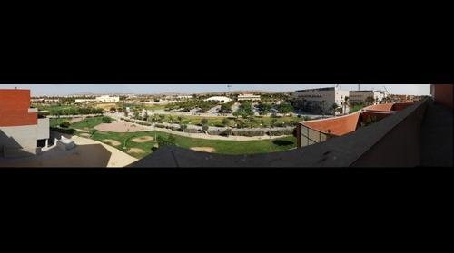 Vista desde Altabix. UMH