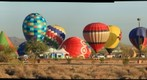 Gila River Indian Community, AZ - AZ Balloon Classic, Hare and Hounds Launch
