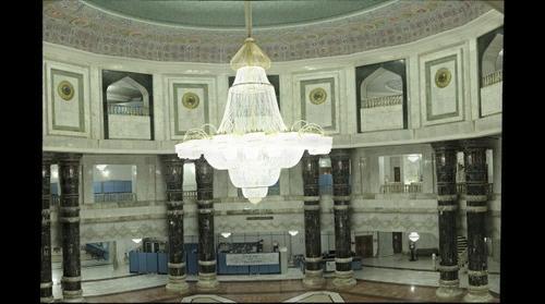 Baghdad - Al Faw Palace Interior