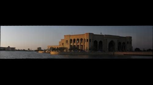 Baghdad - Al Faw Palace Exterior