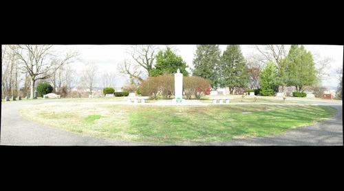 Springhill Cemetery wreath