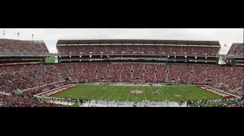 Alabama -vs Georgia Southern