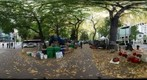 Occupy Portland 10.28.11 Camp Chapman Park