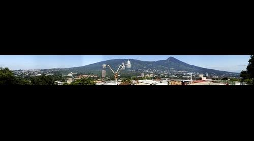 Volcan de SAn Salvador