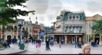Part of Main Street USA, Disneyland Resort Paris