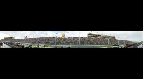 2011 SPRINT CUP FINAL RACE - MIAMI SPEEDWAY NOV 20th