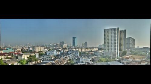 View from Sathu Pradit Bangkok