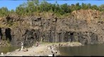 Gore Mountain Quarry Wall (Wide)