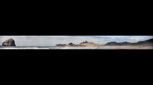 Pacific City Dune & Haystack Rock