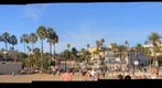 Big panorama of Santa Monica