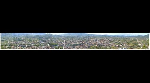 Panorama di Sora