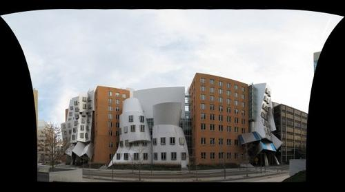 Frank Gehry  Ray and Maria Stata Center at the Massachusetts Institute of Technology in Cambridge Massachusetts USA