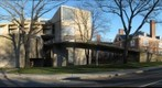 Carpenter Center at Harvard University designed by Le Corbusier
