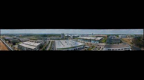 Holländischer Pavillion Expo 2000