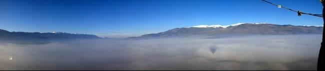 La Cerdanya (75) - Bajo niebla