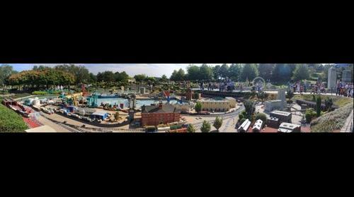 Legoland Windsor, UK - UK Harbour