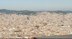 BCN, desde el Castillo de Montjic