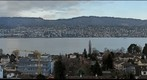 View over the Lake Zurich