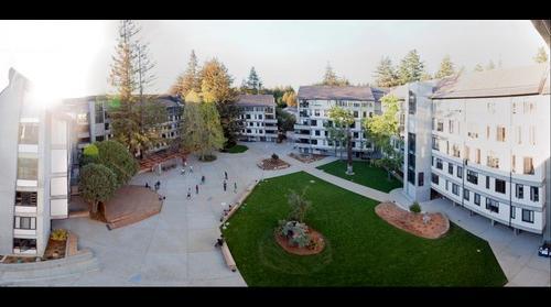 UCSC Porter Quad