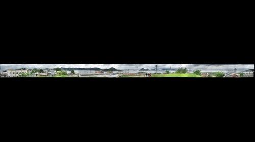 Morro do Palacio Vista em 360