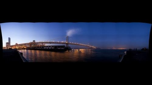 Bay Bridge - San Francisco - 12/10/11