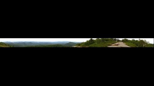 PokoMoonshine Mountain 360° Pano