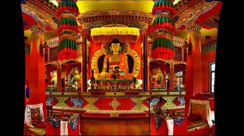 Odsal Ling Temple Cotia São Paulo